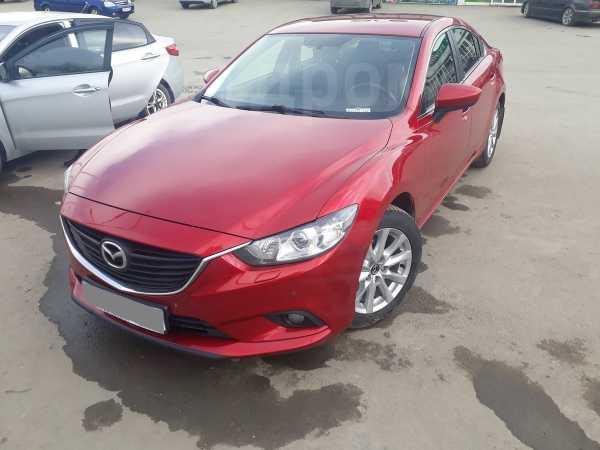 Mazda Mazda6, 2016 год, 1 100 000 руб.