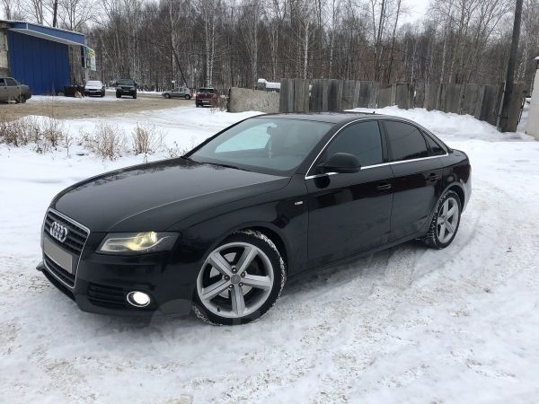 Audi A4, 2008 год, 595 000 руб.