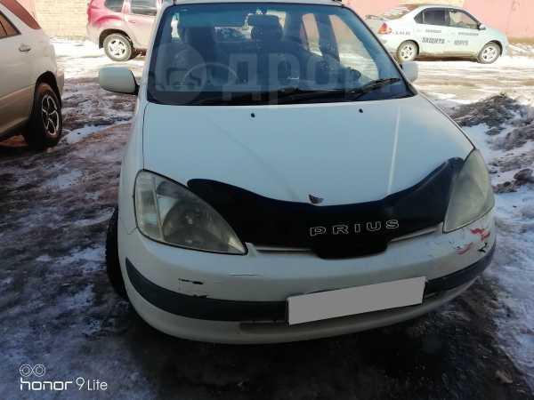 Toyota Prius, 1999 год, 125 000 руб.