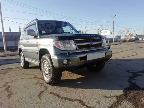 Mitsubishi Pajero Pinin, 2002 год, 333 000 руб.