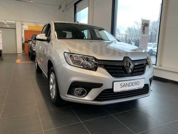 Renault Sandero, 2020 год, 824 000 руб.