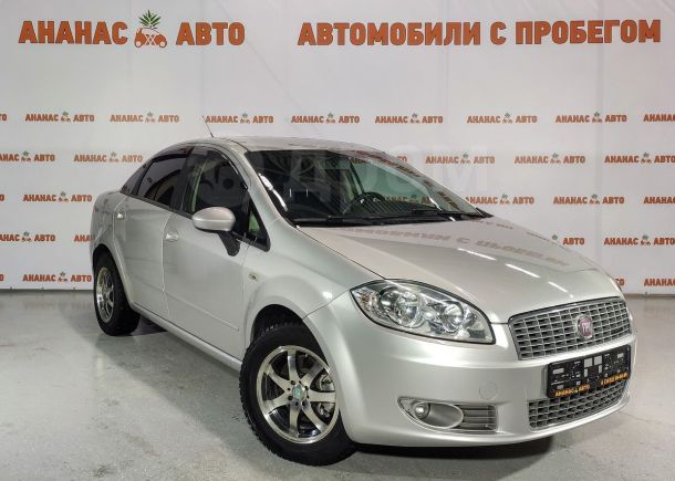 Fiat Linea, 2011 год, 358 000 руб.