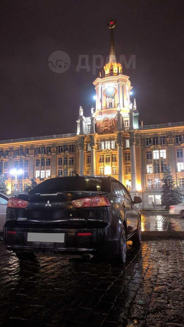 Mitsubishi Lancer, 2008 год, 310 000 руб.