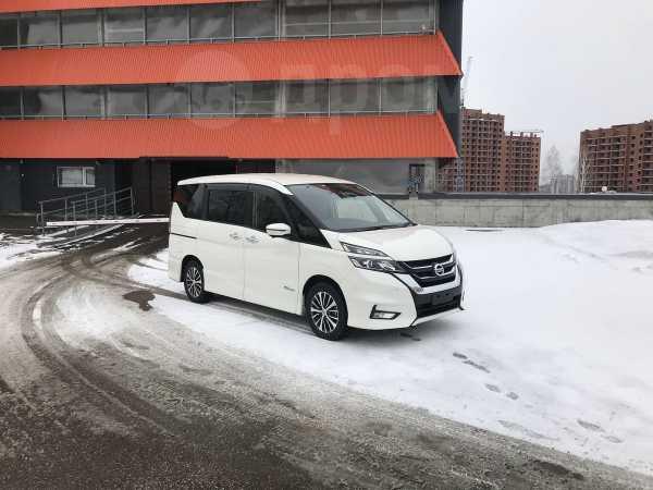 Nissan Serena, 2017 год, 1 500 000 руб.