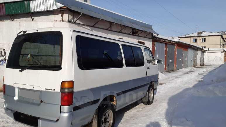 Toyota Hiace, 2000 год, 255 000 руб.