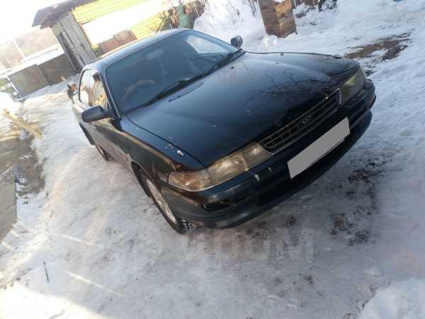 Toyota Corona Exiv, 1992 год, 90 000 руб.