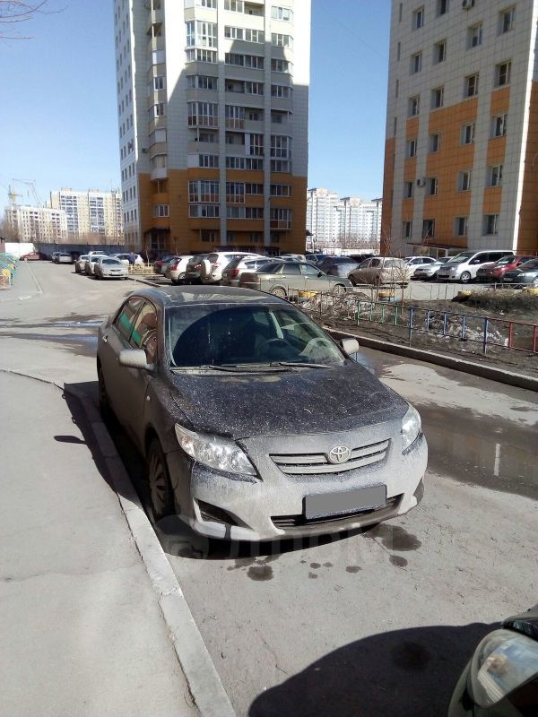 Toyota Corolla, 2007 год, 318 000 руб.
