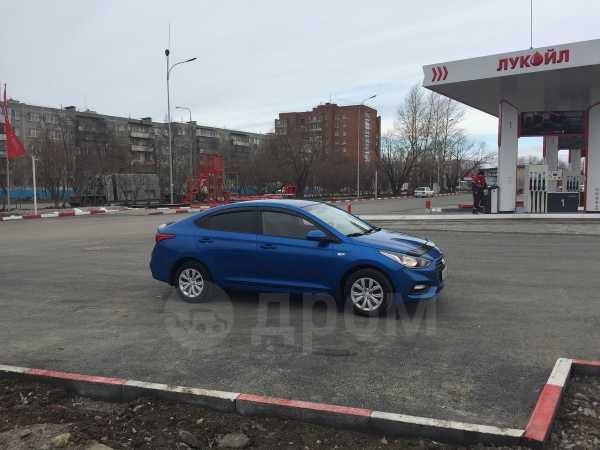 Hyundai Solaris, 2017 год, 659 000 руб.