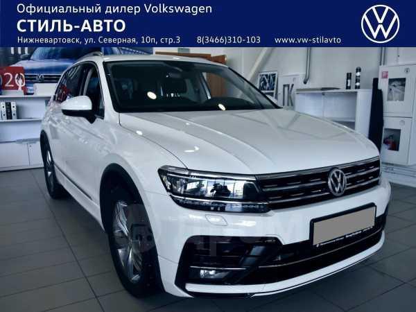 Volkswagen Tiguan, 2019 год, 2 150 000 руб.