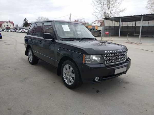 Land Rover Range Rover, 2010 год, 1 099 000 руб.