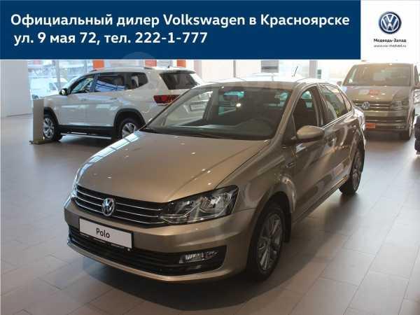Volkswagen Polo, 2019 год, 1 081 607 руб.