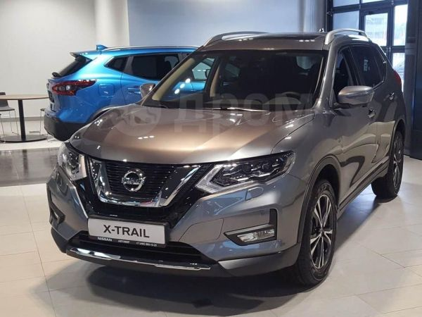 Nissan X-Trail, 2019 год, 2 118 000 руб.
