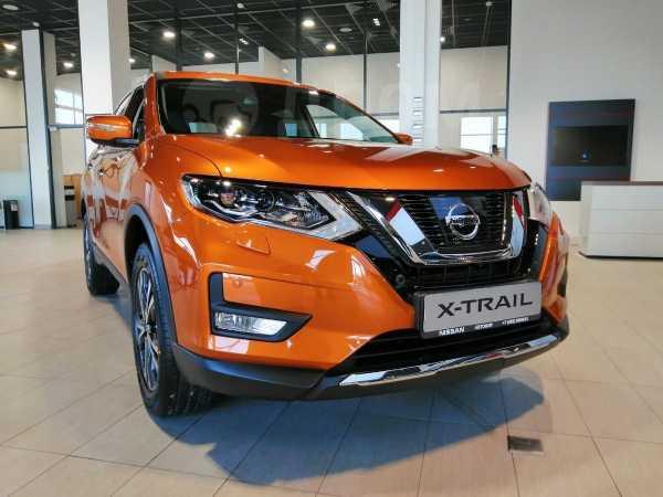 Nissan X-Trail, 2019 год, 2 107 000 руб.