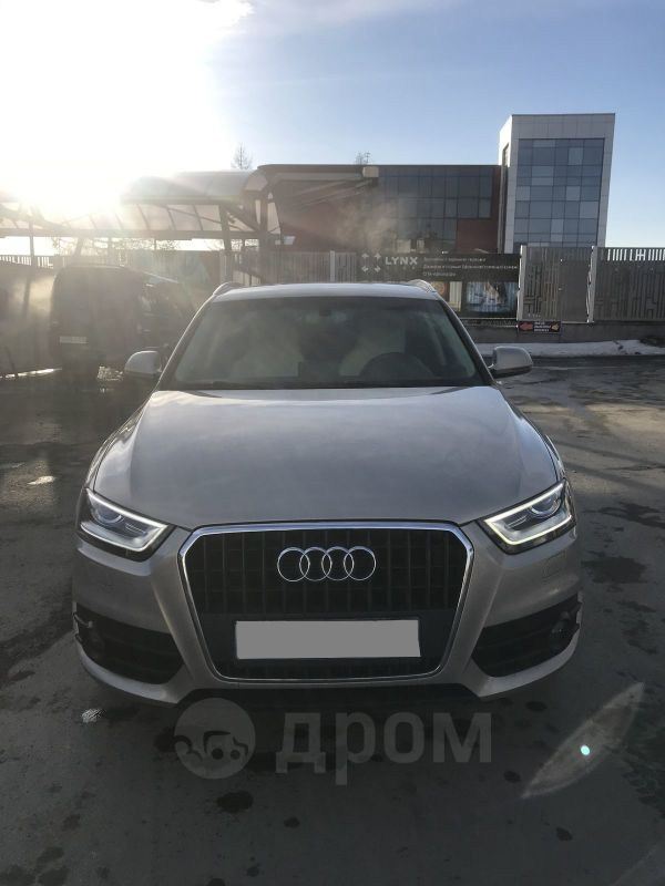 Audi Q3, 2014 год, 920 000 руб.