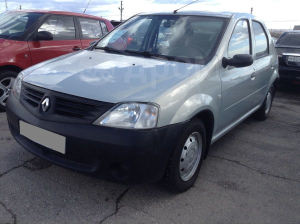 Renault Logan, 2007 год, 209 000 руб.