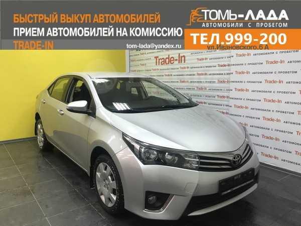 Toyota Corolla, 2016 год, 975 000 руб.