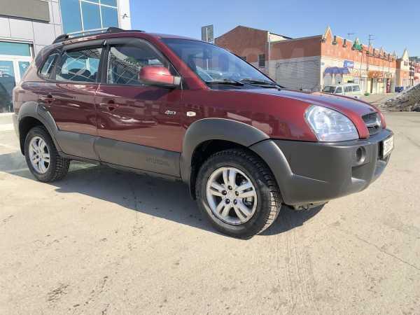 Hyundai Tucson, 2005 год, 529 000 руб.