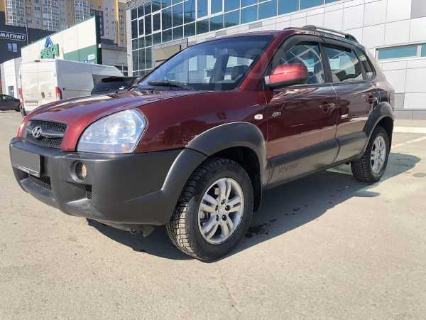 Hyundai Tucson, 2005 год, 527 000 руб.