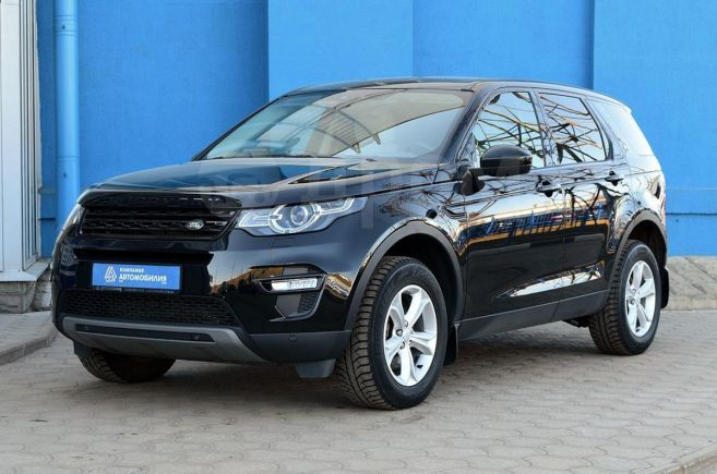 Land Rover Discovery Sport, 2018 год, 2 349 000 руб.