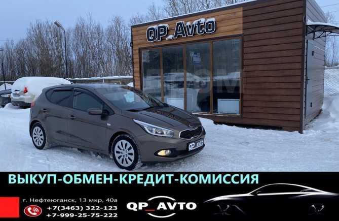 Kia Ceed, 2014 год, 625 000 руб.