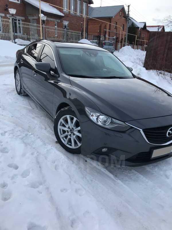 Mazda Mazda6, 2013 год, 885 000 руб.
