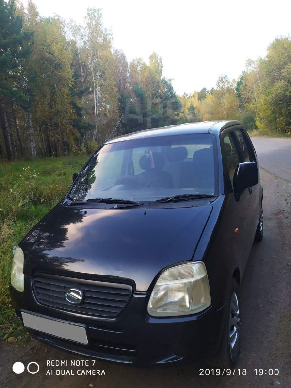 Suzuki Wagon R Solio, 2002 год, 120 000 руб.