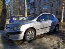 Архангельск Peugeot 307 2004