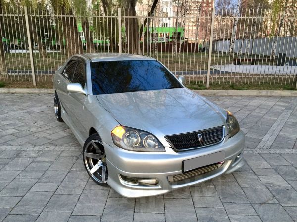 Toyota Mark II, 2002 год, 755 000 руб.