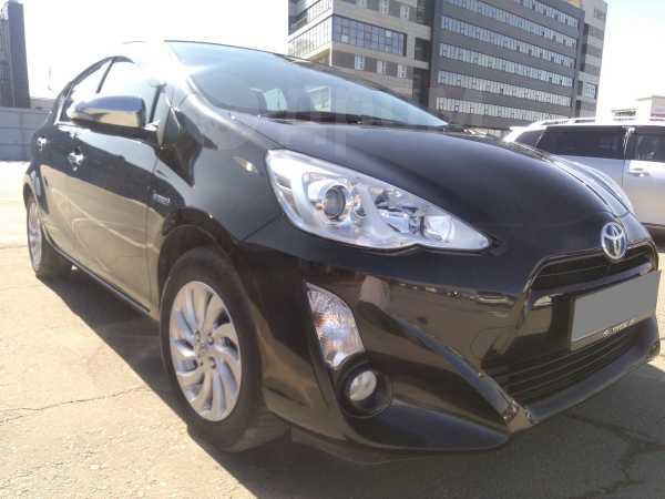 Toyota Aqua, 2015 год, 720 000 руб.