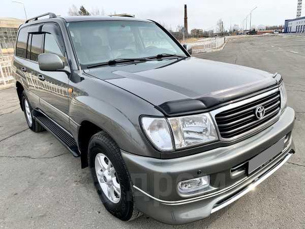Toyota Land Cruiser, 2002 год, 1 260 000 руб.