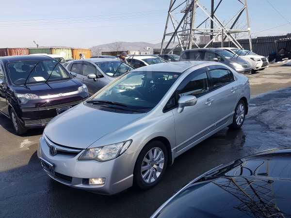 Honda Civic, 2009 год, 555 000 руб.