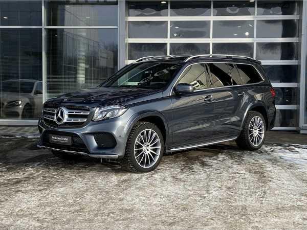 Mercedes-Benz GLS-Class, 2016 год, 3 795 000 руб.