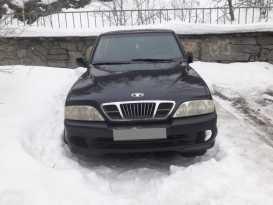 Новоуральск Musso 2000