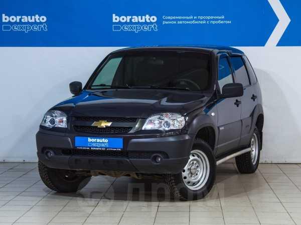 Chevrolet Niva, 2017 год, 399 000 руб.