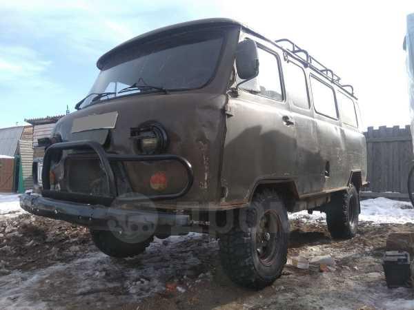 УАЗ Буханка, 1992 год, 160 000 руб.