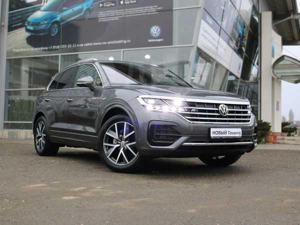 Volkswagen Touareg, 2019 год, 5 160 000 руб.