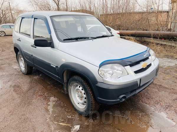 Chevrolet Niva, 2011 год, 278 000 руб.