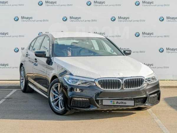 BMW 5-Series, 2019 год, 3 970 000 руб.