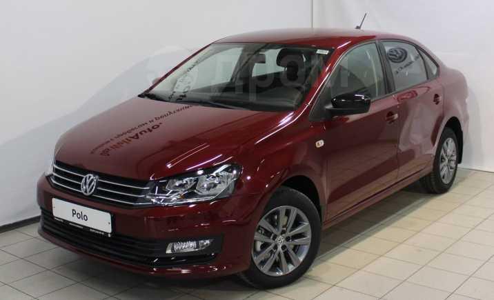 Volkswagen Polo, 2019 год, 1 080 307 руб.