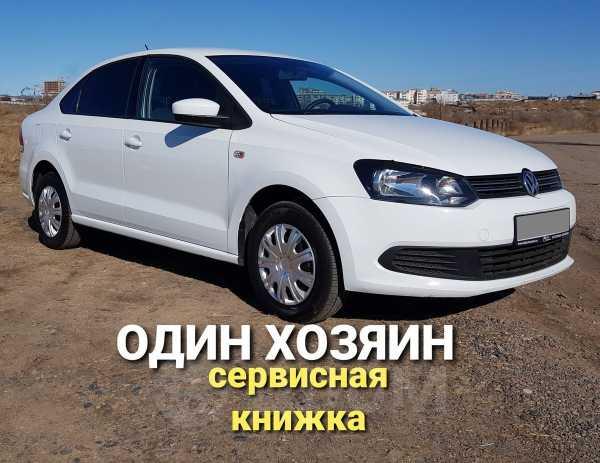Volkswagen Polo, 2014 год, 577 000 руб.