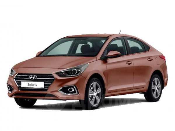 Hyundai Solaris, 2019 год, 955 000 руб.