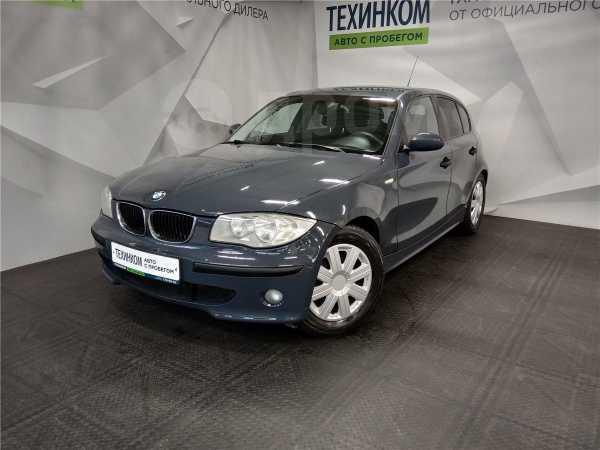 BMW 1-Series, 2005 год, 409 000 руб.
