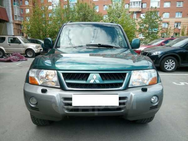 Mitsubishi Pajero, 2005 год, 449 000 руб.