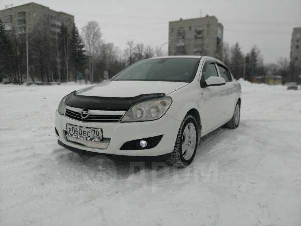 Opel Astra, 2013 год, 455 000 руб.