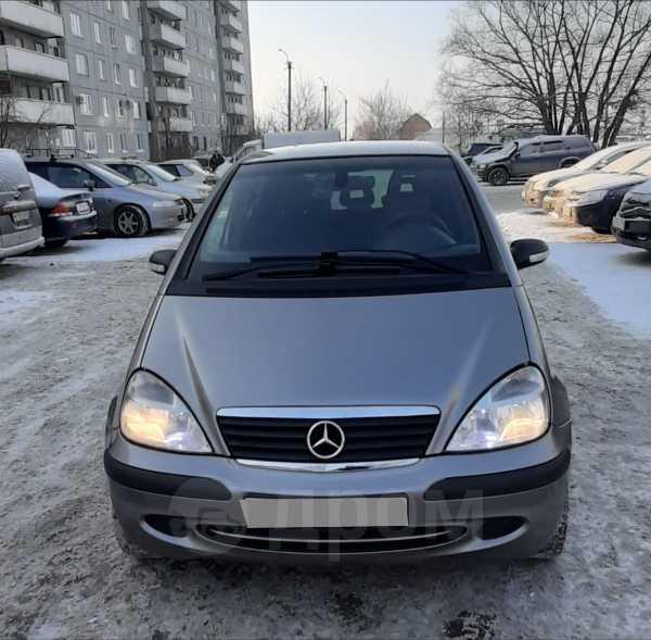 Mercedes-Benz A-Class, 2004 год, 268 000 руб.