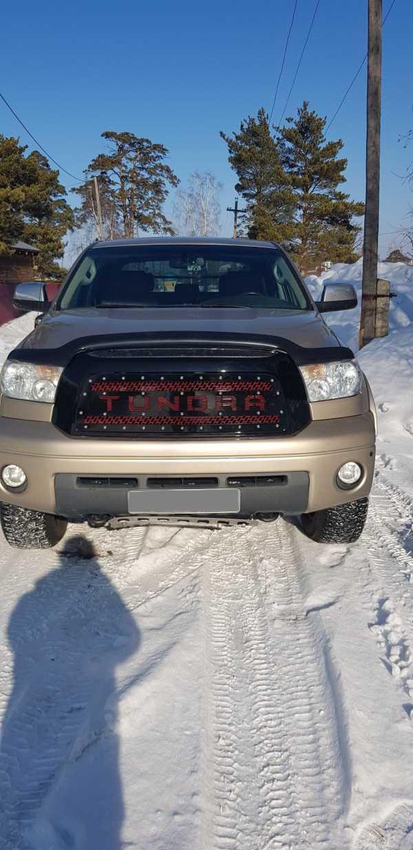 Toyota Tundra, 2008 год, 1 640 000 руб.