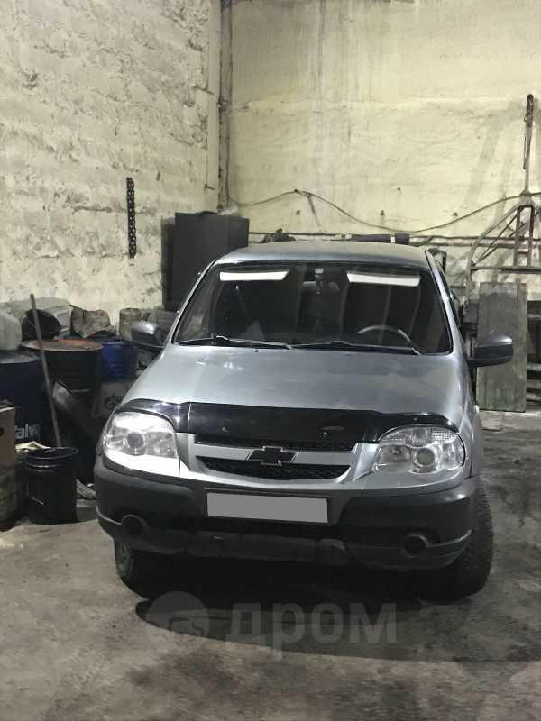 Chevrolet Niva, 2015 год, 330 000 руб.
