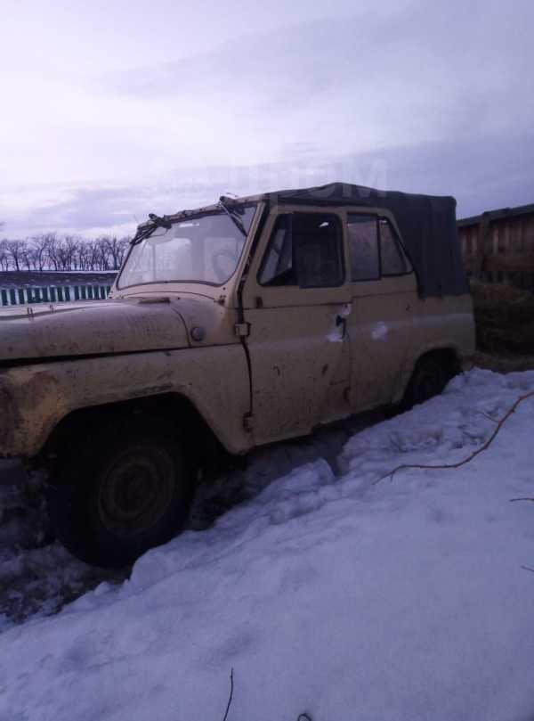 УАЗ 3151, 1990 год, 60 000 руб.