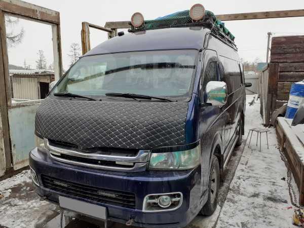 Toyota Hiace, 2008 год, 1 175 000 руб.