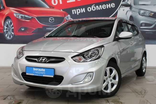 Hyundai Solaris, 2014 год, 429 000 руб.